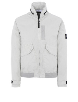 43699 Reflective Weave Ripstop Tc43699 Reflective Weave Ripstop Tc by Stone Island