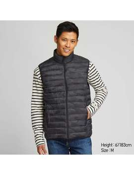 Ultra Light Down Vest(Pattern) by Uniqlo