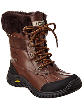 Ugg Women's Adirondack Ii Waterproof Leather Boot by Ugg