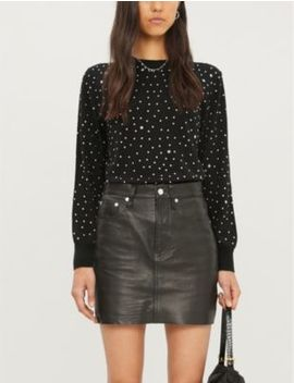 Studded Wool Jumper by The Kooples