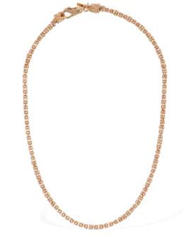 Bizantine Chain Necklace by Emanuele Bicocchi