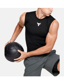Project Rock Heat Gear® Armour Men's Tank Top by Under Armour