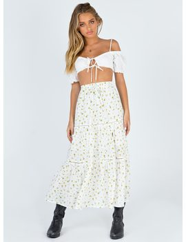 Lily Marie Maxi Skirt by Princess Polly