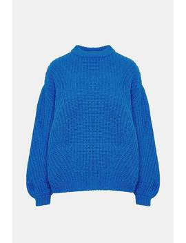 Jolie Sweater   Cerulean Blue by Orchard Mile