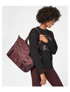 Icon Quilted Everyday Bag by Sweaty Betty
