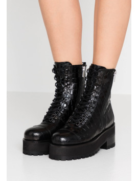 Platform Ankle Boots by The Kooples