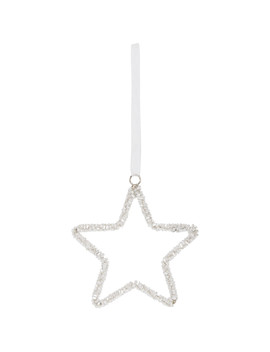 Glass Beaded Star   Small by Aurora