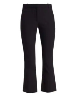 Slim Cropped Kick Flare Pants by 3.1 Phillip Lim