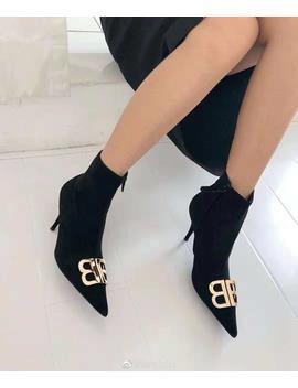 Fashion Heels Rivets New Top Luxury Designers Red Bottom Bottoms High Heels Heel Black Silver Wedding Pumps Dress Women Womens Shoes 2019 by D Hgate.Com