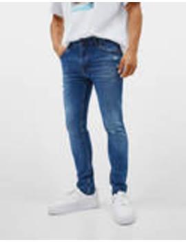 Τζιν παντελόνι Skinny Fit by Bershka