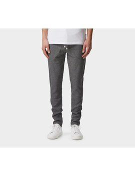 Textured Zespy Pant Mid Rise   Charcoal by I Love Ugly
