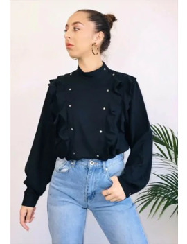 Blouse by Vintage Abs