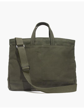 Makr Work Carryall Tote Bag by Madewell