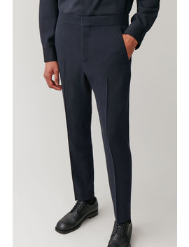 Regular Wool Trousers by Cos