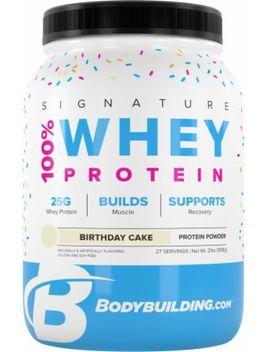 Signature 100% Whey Protein by Bodybuilding.Com Signature
