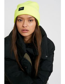 Obey Vernon Beanie by Obey