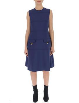 Valentino V Hardware Dress by Valentino Valentino