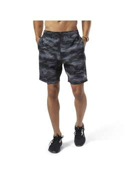 Workout Ready Graphic Shorts by Reebok
