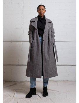 Just Female Kenza Coat   Mini Hound by Garmentory