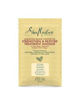 Shea Moisture Jamaican Black Castor Oil Treat Masque 59ml by Superdrug
