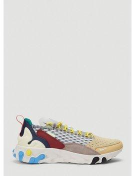 React Sertu Sneakers In Grey by Nike