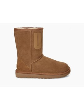 Classic Short Ugg Rubber Logo by Ugg