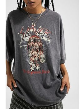 Uo Slayer Dad T Shirt by Urban Outfitters