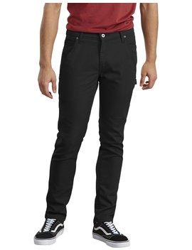 Slim Fit Tapered Leg Tough Max™ Carpenter Duck Pants by Dickies