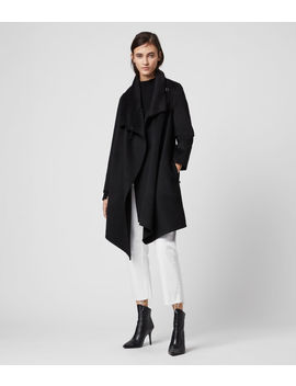 Monument Eve Coat by Allsaints