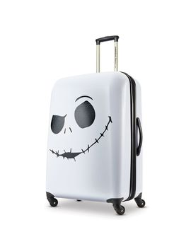 Jack Skellington Rolling Luggage By American Tourister   Large | Shop Disney by Disney