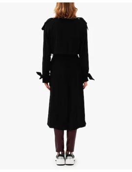 Drapey Trench Coat by Michael Michael Kors