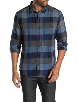 Closer To You Plaid Flannel Shirt by 7 Diamonds