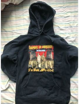 Supreme Capone N Noreaga The War Report Hoodie Size Medium Great Condition Fw16 by Ebay Seller