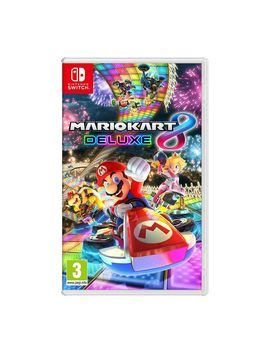 Mario Kart 8 Deluxe by Currys