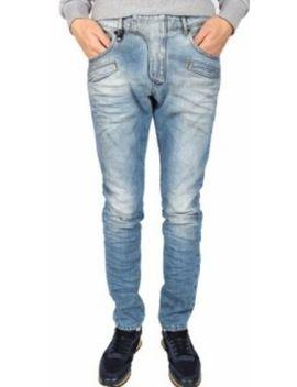 Mens Pierre Balmain Steel Logo Blue Jeans W32 L32 Rrp £360 Cs074 Bb 01 by Ebay Seller