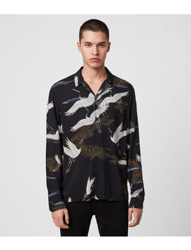 Yonder Long Sleeve Shirt by Allsaints