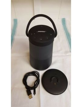 Bose Sound Link Revolve+ Bluetooth Portable Speaker   Triple Black   424949 by Ebay Seller