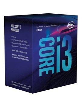 Core I3 8100 Coffee Lake Quad Core 3.6 G Hz Desktop Processor   Silver by Intel