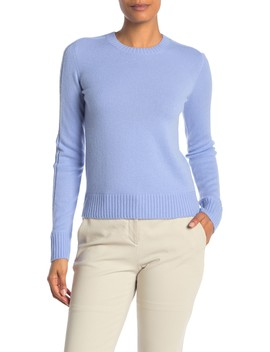 Cashmere Knit Sweater by Vince