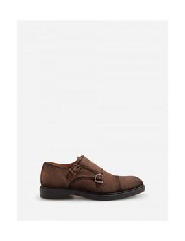 Pantofi Monk Strap Din Piele by Reserved