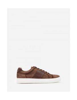 Pantofi Derby Din Piele by Reserved