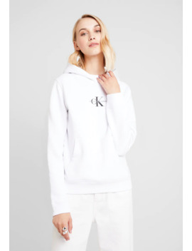 Monogram Boxy Hoodie   Kapuzenpullover by Calvin Klein Jeans