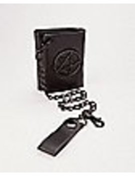 Pentagram Chain Wallet by Spencers