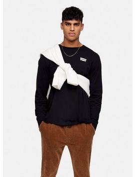 Levi's 20/20 Back Print Long Sleeve T Shirt by Topman