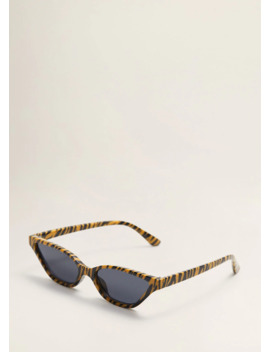Tiger Micro Sunglasses by Mango