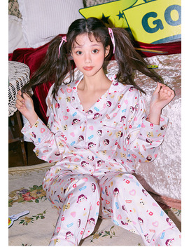Peko Gogo88 Jukebox Pajama Set by Chuu