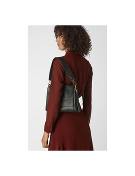 Edison Lizard Shoulder Bag by Whistles