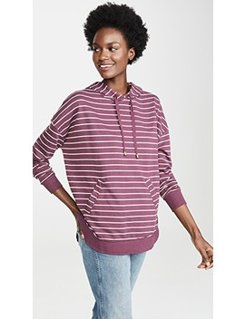 The Striped Dakota Pullover by Z Supply