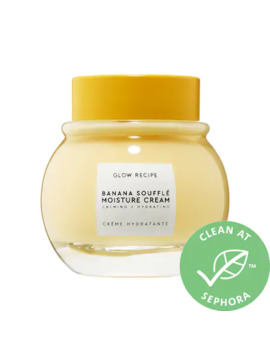 Banana Soufflé Moisture Cream by Glow Recipe