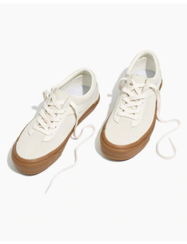 Vans® Bold Ni Lace Up Sneakers In Suede by Madewell